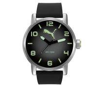 Herren-Armbanduhr 10414 - GRADIENT LUMINOUS Analog Quarz Silikon PU104141002