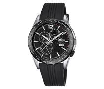 Herren-Armbanduhr Analog Quarz Plastik 18310/5