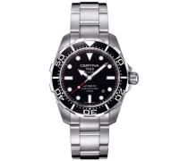 Herren-Armbanduhr XL Analog Automatik Edelstahl C013.407.11.051.00