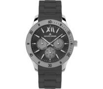 Sports Unisex-Armbanduhr Rome Sports Analog Silikon 1-1691A