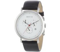 Time Herren-Armbanduhr Slim Classic Chronograph 10540-404