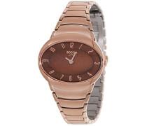 Damen-Armbanduhr Analog Quarz Titan 3255-01