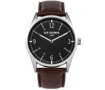 Ben Sherman Herren-Armbanduhr Analog Quarz WB051BR