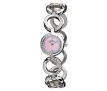 Damen-Armbanduhr 4538.7136 Analog Edelstahl beschichtet Silber 4538.7136
