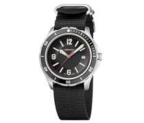 Herren-Armbanduhr Aqua Steel Analog Quarz WBD.14220.NB