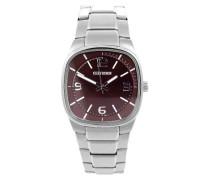 Herren-Armbanduhr Analog Quarz Edelstahl 92-0058-503