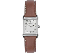 Michel Herbelin 17478/22GO Damen Armbanduhr, Leder, Farbe: Braun