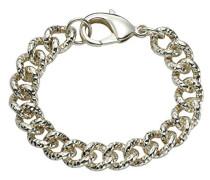 Damen-Armband Fashion Metalllegierung rhodiniert 19 cm - 208060010-1