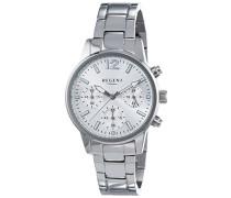 Damen-Armbanduhr XS Analog Quarz Edelstahl 12220968