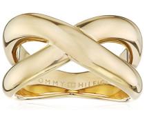 Jewelry Damen-Ring Classic Signature Edelstahl