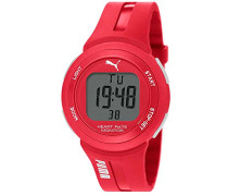 Puma Herren-Armbanduhr Pulse Plus Digital Quarz Plastik PU911101004