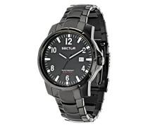 Herren-Armbanduhr Analog Quarz Edelstahl R3253189002