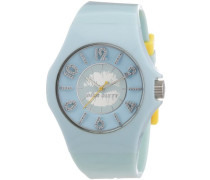 Miss Sixty Damen-Armbanduhr FLASH Analog Quarz Resin R0751124506