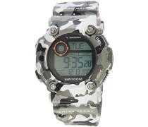 Herren-Armbanduhr Digital Quarz Plastik DI-017-02