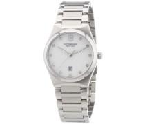 Swiss Army Damen-Armbanduhr XS Classic Victoria Analog Quarz Edelstahl 241535