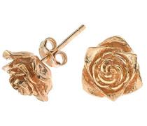 Ohrstecker, Rose