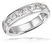 Damen - Memoir - Ringe Zirkonia Ringgröße 54 (17.2) - Me R7061S54