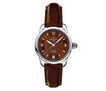 Certina Damen-Armbanduhr XS Analog Automatik Leder C025.207.16.297.00