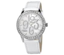 Damen-Armbanduhr Analog Quarz Leder OR22170811