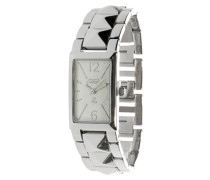 Herren-Armbanduhr Analog Quarz Edelstahl TC30SRM