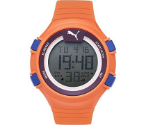 Puma Herren-Armbanduhr Man Faas L Digital Quarz PU911281002