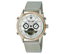 Herren-Armbanduhr Lafitte Analog Automatik Edelstahl CD-LAFI-AT-STM2-STRG-WH