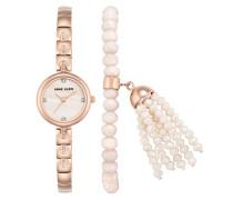 Damen-Armbanduhr AK/N2854RGST