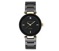 Damen-Armbanduhr Analog AK/N1018BKBK
