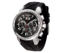Herren-Armbanduhr Chronograph Quarz Kautschuk JG5600-21