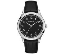 Bulova Herren-Armbanduhr Vintage Analog Analog 96B233