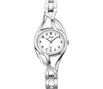 Damen-Armbanduhr Analog silber 633193