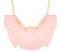 Damen-Halskette Erin gold rose Messing 2146