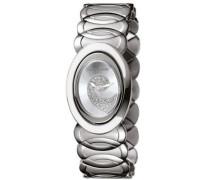 Damen-Armbanduhr Analog Quarz Edelstahl PC101572F04