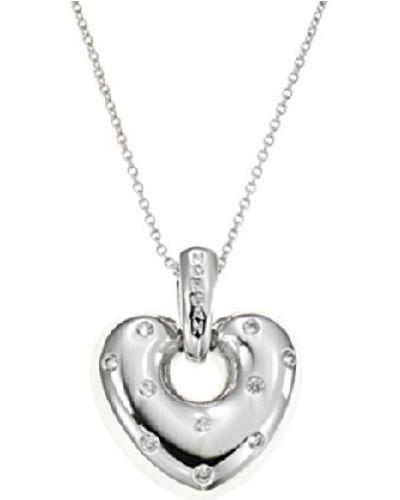 Damen-Halskette Lovely Lady Metall 0,0078g Messing Zirkonia 42cm M46104Z