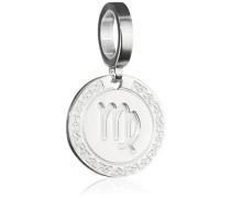 Unisex-Charm Silver My World 925 Silber - SWLPZA06