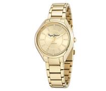 Damen-Armbanduhr ALICE Analog Quarz Leder R2351101501