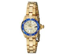 Damen-Armbanduhr Quarz Analog 4610
