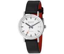 Damen-Armbanduhr XS Classic Automatic Analog Automatik Leder A128.30008.16SBB