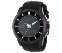 Kenneth Cole Herren-Armbanduhr XL Digi-Touch Digital Silikon KC1850