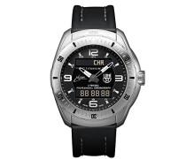 XCOR Aerospace Herren-Armbanduhr Analog Digital Quarz Leder - XX.5241.XS