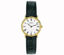 Unisex Erwachsene Armbanduhr Analog  Leder 16845/P01
