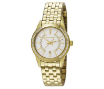 Damen-Armbanduhr Troca Analog Quarz Edelstahl PC106582F07
