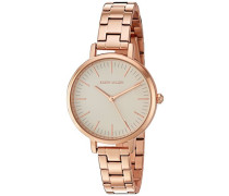 Damen-Armbanduhr Analog Quarz KM126RGM