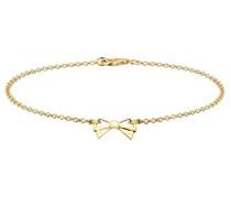 Damen-Armband Länge 18cm Silber vergoldet 0209232612_18