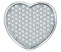 Rafaela Donata Damen-Anhänger Herz Classic Collection 925 Sterling Silber Zirkonia weiß (ohne Kette)  60800235