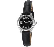 Damen-Armbanduhr Special Collection Analog Quarz Leder Swiss Made