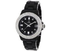 Unisex-Armbanduhr Analog verschiedene Materialien PCS21BK