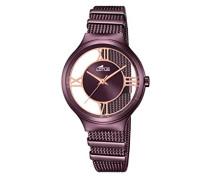 Lotus Damen-Armbanduhr Analog Quarz Edelstahl 18335/1