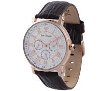 Herren-Armbanduhr Barocco Analog Quarz YC1001-H