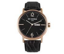 Herren-Armbanduhr Analog Quarz WB046BRG